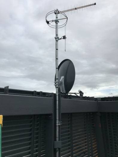 Integrated Reception Systems
