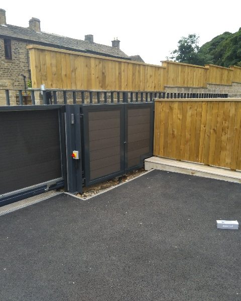Automatic Gate Installation