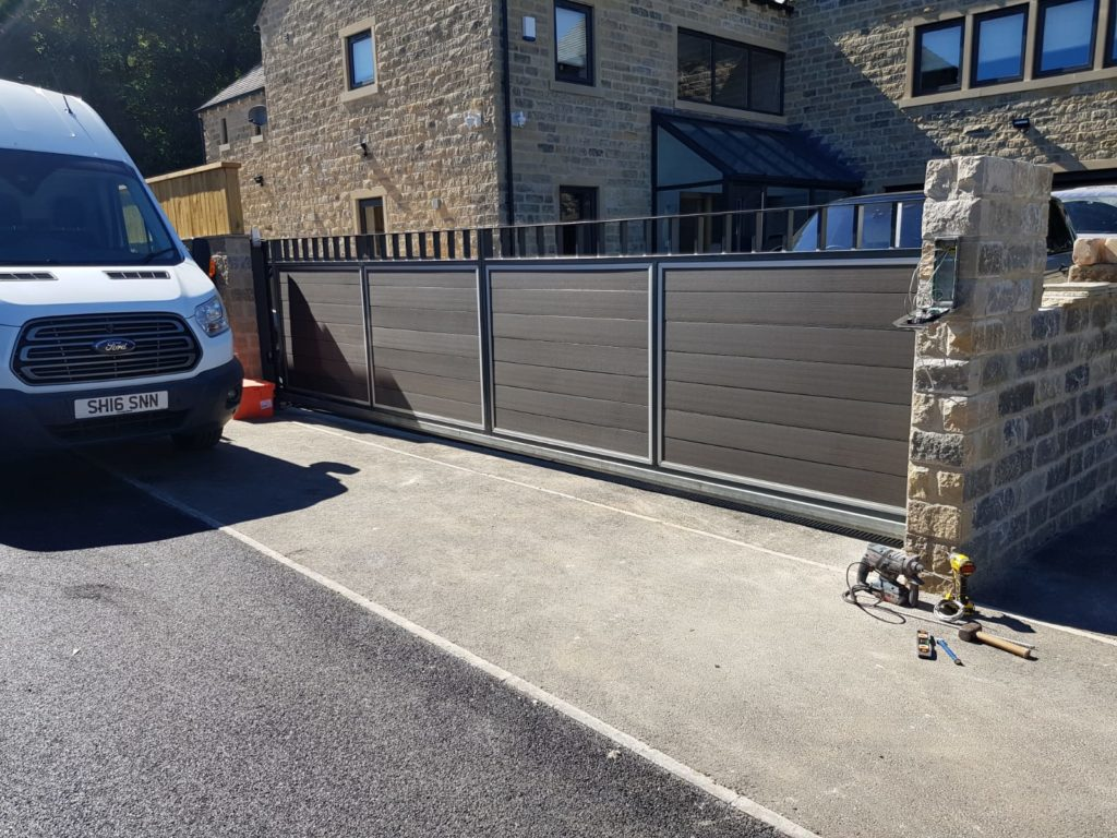 Automatic Gate Installers Huddersfield