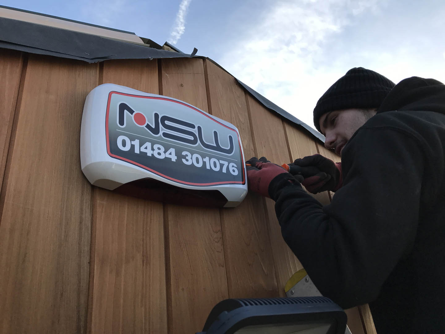 Burglar Alarm Installation West Yorkshire
